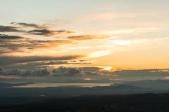 Bolivia - Altiplano - lake Titicaca - sunset 14