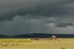 Bolivia - Altiplano - rain 9