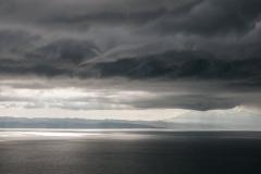 Bolivia - Lake Titicaca - storm 16