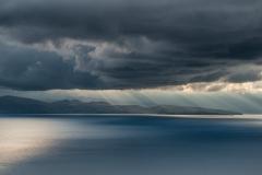 Bolivia - Lake Titicaca - storm 17