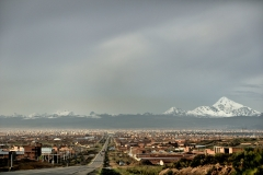 Bolivia - Altiplano - El Alto 7