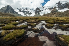 Bolivia - Apolobamba - lake 7