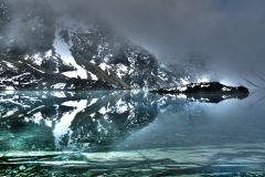 Bolivia - Cordillera Real - Mururata - lake 17