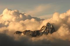 Bolivia - Cordillera Real - view from Huayna Potosí 43