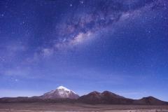 Bolivia - Sajama - night 51