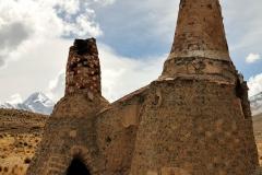 Bolivia - Cordillera Real - Huayna Potosí - ruins 44