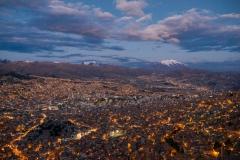 Bolivia - La Paz - night 1