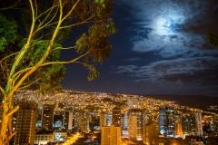 Bolivia - La Paz - Sopocachi - night 9