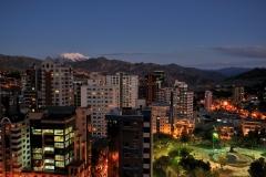 Bolivia - La Paz - Sopocachi - night 7
