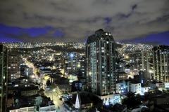 Bolivia - La Paz - Sopocachi - night 8
