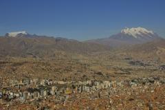 Bolivia - La Paz - Mururata - Illimani 15