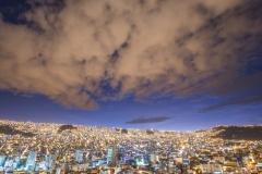 Bolivia - La Paz - night 3