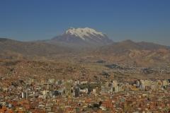 Bolivia - La Paz - Illimani 16