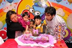 4 events - birthdays