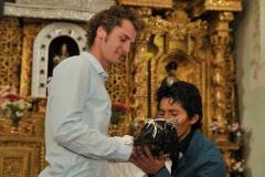 9 events - baptism