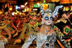 Bolivia - people - Oruro - dancers 10