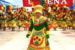 Bolivia - people - Oruro - dancers 6