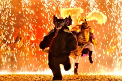 Bolivia - people - Oruro - dancers 9