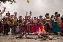 Bolivia - people - La Paz - traditional 14