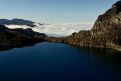 Bolivia - Apolobamba - lake 1