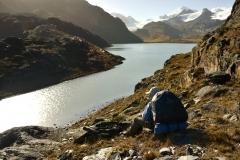 Bolivia - Apolobamba - lake 5