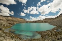 Bolivia - Apolobamba - lake 8