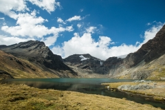 Bolivia - Apolobamba - lake 9