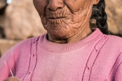 Bolivia - people - Lake Titicaca - Isla del Sol - cholita 42