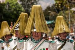 Bolivia - people - La Paz - police 24