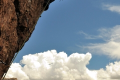 Bolivia - people - La Paz - climber 22