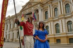 Bolivia - people - La Paz - Colorado 30