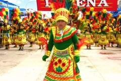 Bolivia - people - Oruro - dancers 6