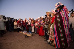 Bolivia - people - Tiwanaku 50