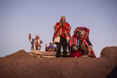 Bolivia - people - Tiwanaku 51