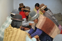 Bolivia - people - Tiwanaku 46