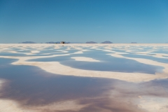 Bolivia - Salar de Uyuni - salt lake - water 12