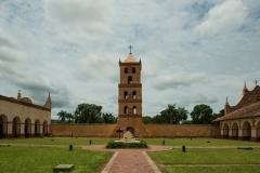 Bolivia - San Jose de Chiquitos - church 18