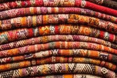 Bolivia - traditional materials 17