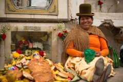Bolivia - cemetery 13
