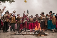 Bolivia - La Paz - offering - Pachamama 12