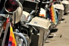 Bolivia - La Paz - motorcycle - presidential guard 7