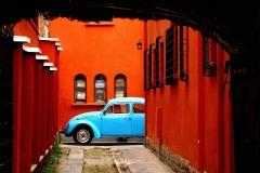 Bolivia - beetle - VW 8