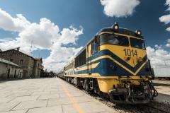 Bolivia - Oruro - train - station 16